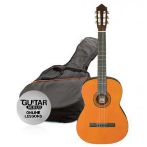 dětská klasická kytara cg 14 ashton pack