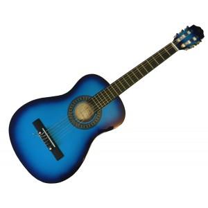 klasická kytara 1/2 pecka cgp-12 bb (modrá)