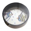 GOLDON - plastový Ocean drum - 25cm (35420)