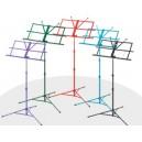 Ashton - Notový stojan - barevný - MS 3127