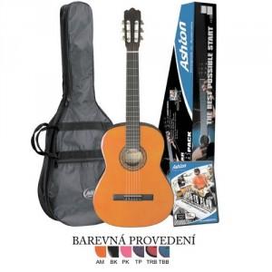 klasická kytara 1/4 ashton spc 14 pack